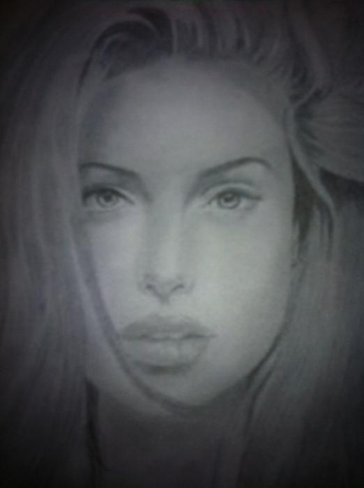 Angelina Jolie por kenjy974